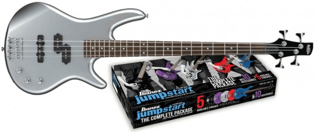 Ibanez IJXB150B Jumpstart Electric Bass Package