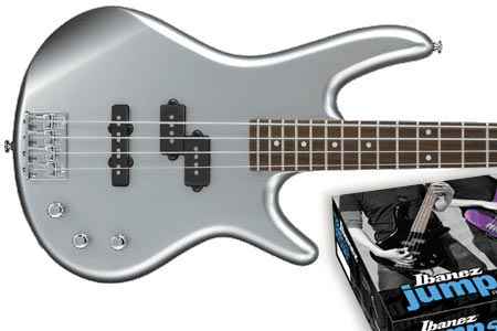 Ibanez Introduces IJXB150B Jumpstart Electric Bass Package