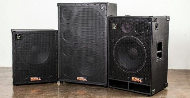 BNA Audio Bass Cabinets