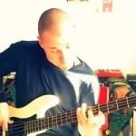 """Viaceslav Svedov: """"Look Around"""" All Bass Cover"""