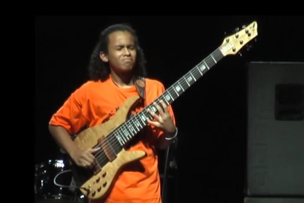 Pipoquinha: IB&T Bass Festival Solo Performance