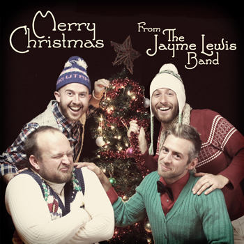 Jayme Lewis Releases Christmas EP