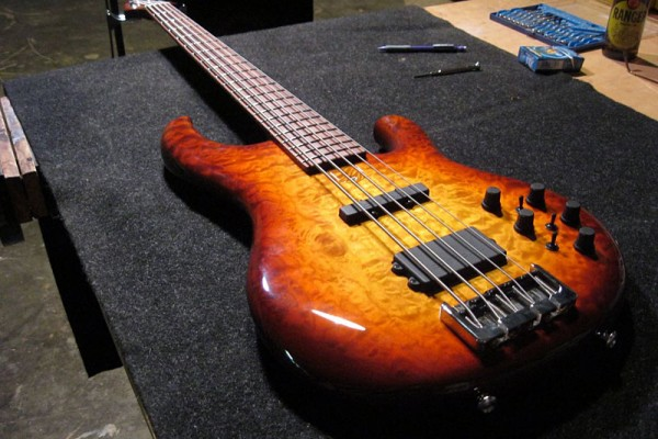 Gear Review: Kinal SK5-B Bass Guitar