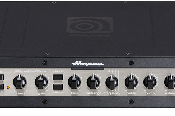 Ampeg Introduces PF-800 Bass Amp