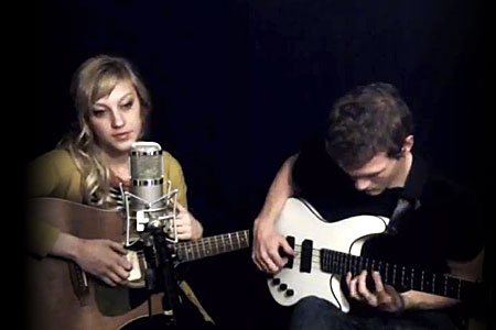 Jenna Jackley and Ryan Haines: The Wonder Song