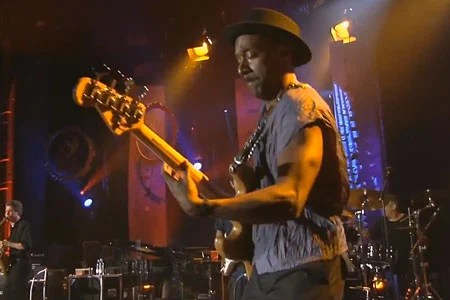 "Legends, with Marcus Miller: ""Put It Where You Want It"" (1997)"