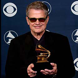 Charlie Haden Receives Lifetime Achievement Award at Grammys
