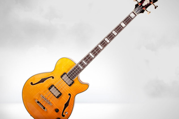 D'Angelico Introduces the EX-Bass