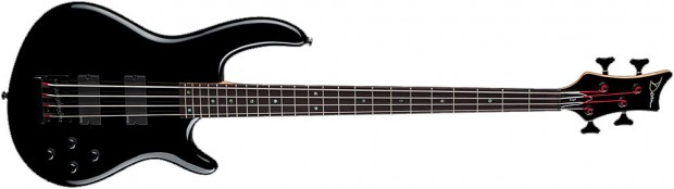 Dean Edge 4 Bass with EMG's