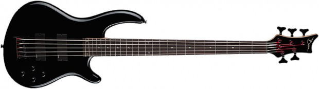 Dean Edge 5 Bass with EMG's