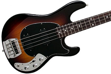 Ernie Ball Introduces Classic Sabre Bass