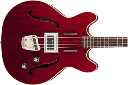 Guild Reintroduces Starfire Bass