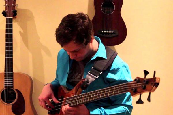 Adam Stevens: Improvised Loop Jam