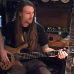 """Sean Martinez: """"Shards of Scorched Flesh"""" Rings of Saturn Bass Play-Along"""