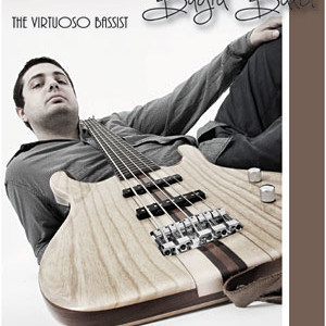 "Bugra Balci Releases ""The Virtuoso Bassist in 14 Melodic Baroque Etudes"""