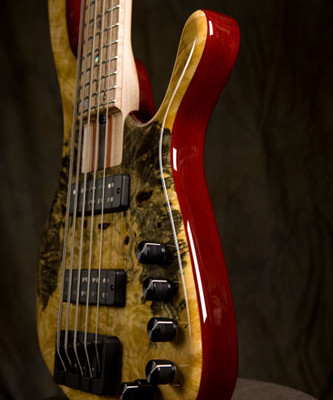 Bass of the Week: CallowHill Guitars MDM