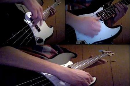 Rodolfo Valdifiori: Voodoo (Bass) Child