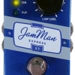 Digitech Announces JamMan Express XT Looping Pedal