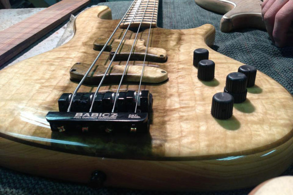 Gear Review: Rybski Sean O'Bryan Smith Deluxe Signature Bass