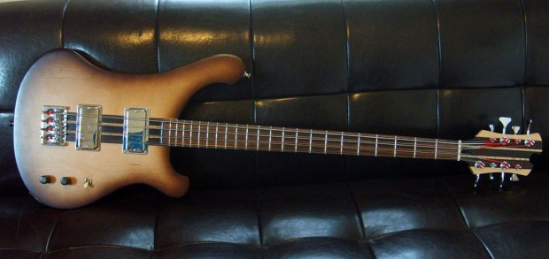Brett Wall ThunderBacker bass