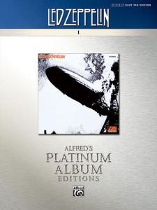 Led Zeppelin: I Platinum Bass Guitar