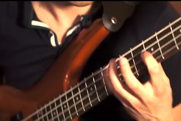 """Joshua Young: Bruno Mars """"Locked Out of Heaven"""" Bass Cover and Improv"""