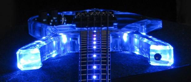 Christopher Woods Guitars Wizard Bass