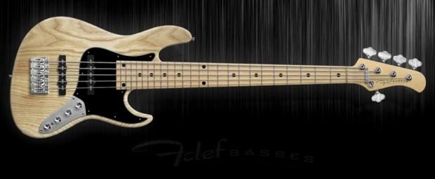 Fclef Basses Custom Series II Bass