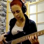 """Fabienne Gilbert: """"Come On Come Over"""" Bass Play-Along"""