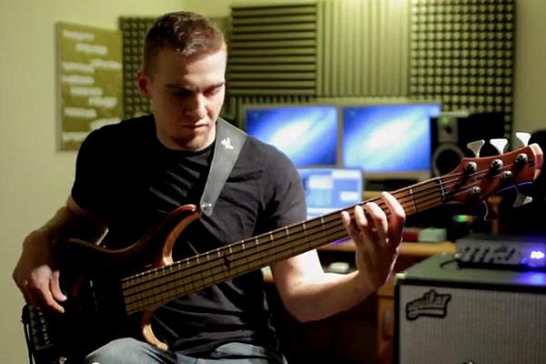 Damien Langkamer: Funk/Soul Bass Groove Development