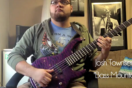 "Josh ""Bass Mountain"" Townsend: For My Father"