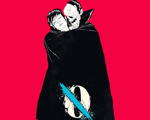 "Queens of the Stone Age Return with ""…Like Clockwork"""