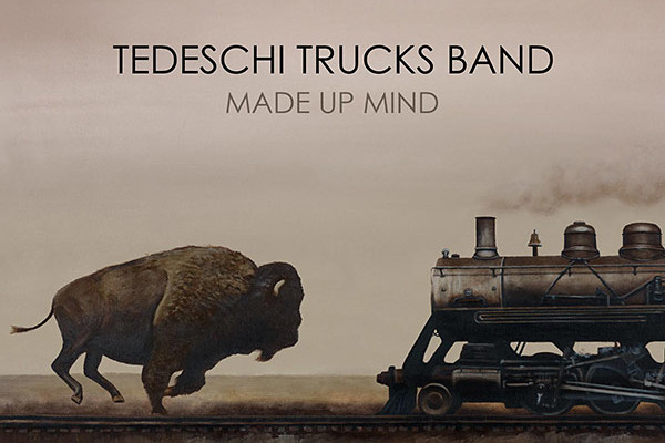 "Tedeschi Trucks Band Release ""Made Up Mind"" with Pino Palladino, Bakithi Kumalo and Others"