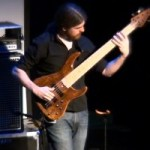 "Simon Fitzpatrick: ""Roundabout"" Solo Bass"