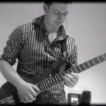 "Bassment Dan: Slap Bass Arrangement of Lady Gaga's ""Just Dance"""