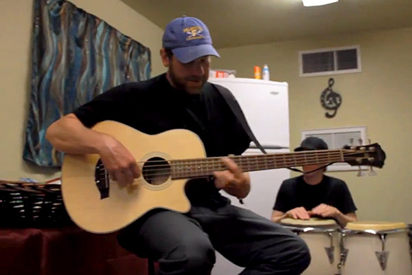 """moe. with Victor Wooten: """"Kyle's Song"""""""