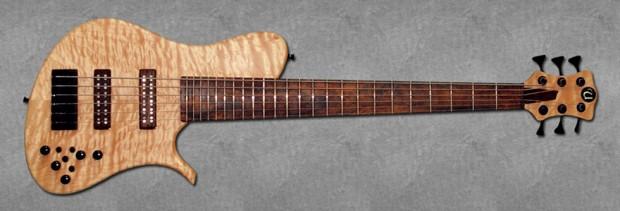 Utrera Ellegance Single Cut 6-string Bass