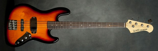 "Bass Collection ""Portrait"" Jaco Tribute Bass"