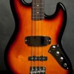 Bass Centre Introduces Jaco Pastorius Tribute Bass