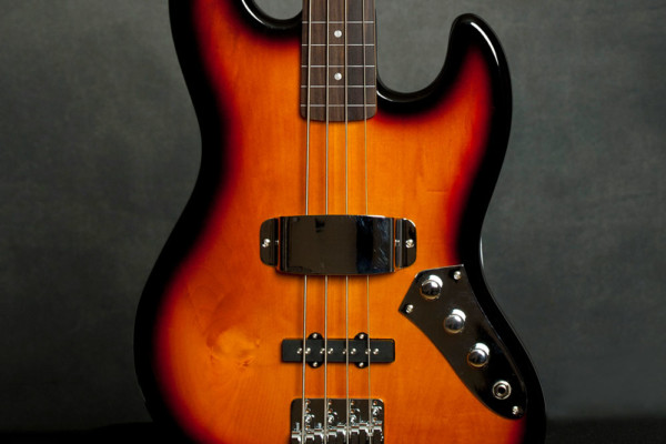 Bass Centre Introduces Jaco Pastorius Tribute Bass