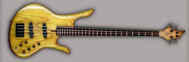 Odyssey Basses Calypso 4-string bass