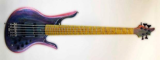 Odyssey Basses Calypso Bass - 5-string