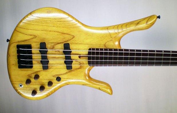 Odyssey Basses Calypso Bass body