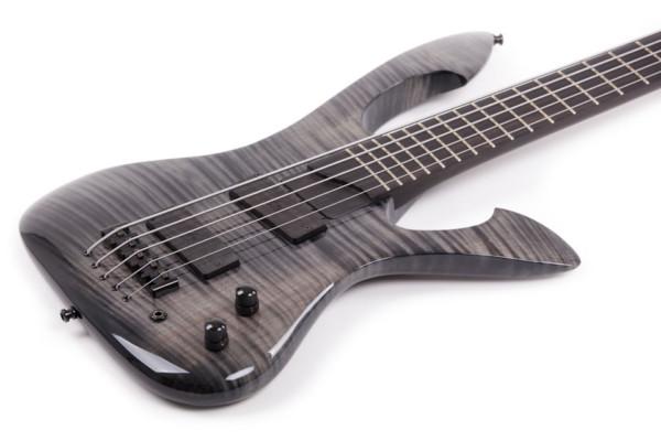 Bass of the Week: Wahlbrink Kronos Black Ax 5-String