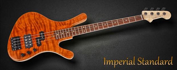 Artisan Bassworks Imperial Standard Bass