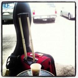 Traveling Bassist