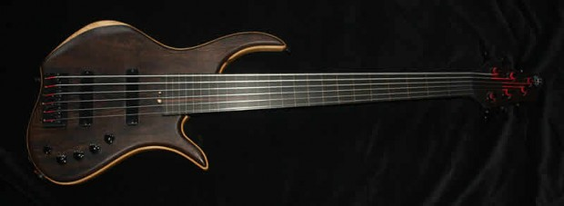 AC Guitars The Krell Bass