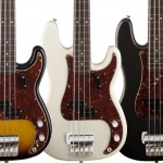 Fender Custom Shop Introduces Sean Hurley Signature 1961 Precision Bass