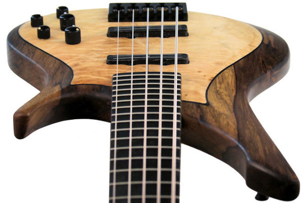Bass of the Week: Manne Guitars Kayenta