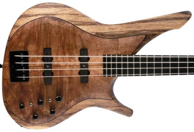 Manne Guitars Kayenta Bass 4-string body